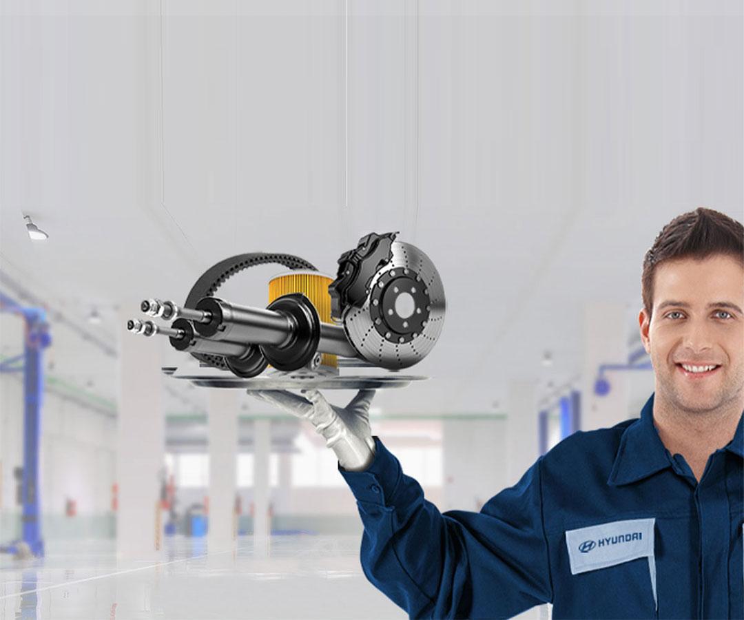 Garantisi Biten Hyundai'nizi Bekliyoruz Hyundai'nize Avantajlı Servis Fiyatları!