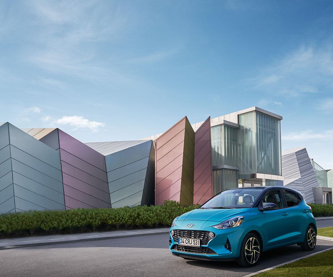 Hyundai i10 %0,99 Faiz Fırsatıyla!